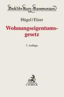Stefan Hügel: Wohnungseigentumsgesetz, Buch