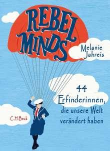 Melanie Jahreis: Rebel Minds, Buch