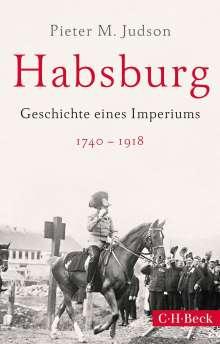 Pieter M. Judson: Habsburg, Buch