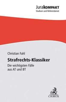 Christian Fahl: Strafrechts-Klassiker, Buch
