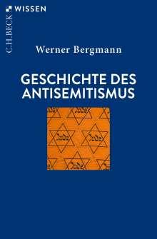 Werner Bergmann: Geschichte des Antisemitismus, Buch