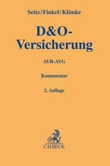 Björn Seitz: D&O-Versicherung, Buch