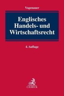 Englisches Handels- und Wirtschaftsrecht, Buch