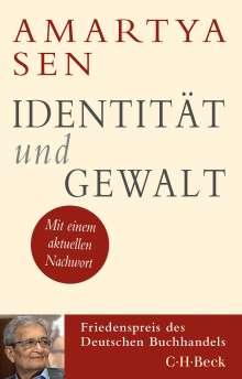 Sen Amartya: Identität und Gewalt, Buch