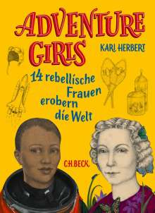 Kari Herbert: Adventure Girls, Buch