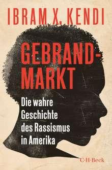 Ibram X. Kendi: Gebrandmarkt, Buch
