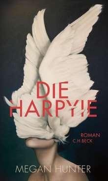 Megan Hunter: Die Harpyie, Buch