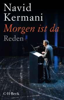 Navid Kermani: Morgen ist da, Buch