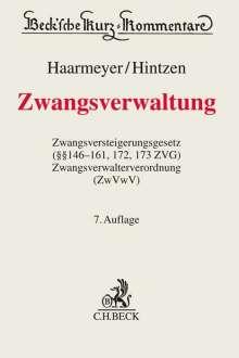 Hans Haarmeyer: Zwangsverwaltung, Buch
