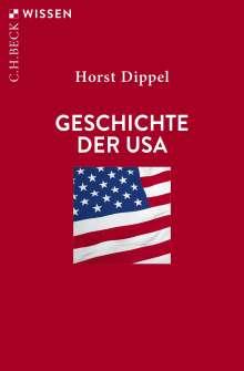 Horst Dippel: Geschichte der USA, Buch