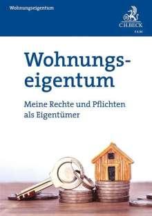 Massimo Füllbeck: Wohnungseigentum, Buch