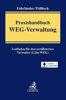 Praxishandbuch WEG-Verwaltung, Buch