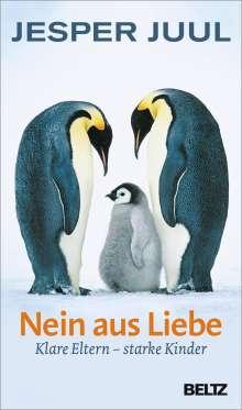 Jesper Juul: Nein aus Liebe, Buch