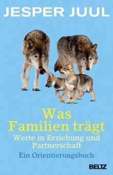 Jesper Juul: Was Familien trägt, Buch