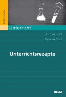 Jochen Grell: Unterrichtsrezepte, Buch