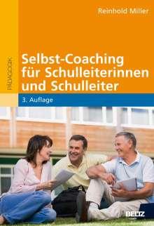 Reinhold Miller: Selbst-Coaching für Schulleiterinnen und Schulleiter, Buch