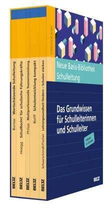 Olaf-Axel Burow: Neue Basis-Bibliothek Schulleitung, Buch