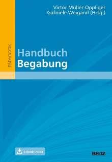 Handbuch Begabung, 1 Buch und 1 Diverse