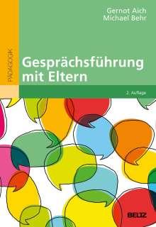 Gernot Aich: Gesprächsführung mit Eltern, Buch