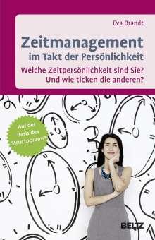 Eva Brandt: Zeitmanagement im Takt der Persönlichkeit, Buch