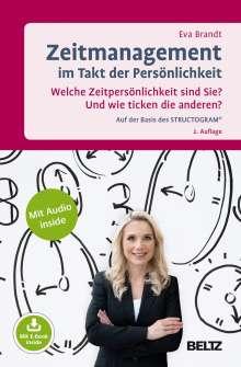 Eva Brandt: Zeitmanagement im Takt der Persönlichkeit, 1 Buch und 1 Diverse