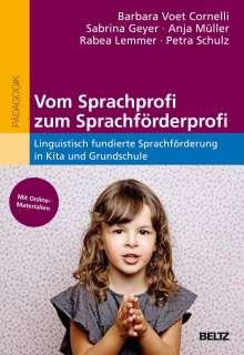 Barbara Voet Cornelli: Vom Sprachprofi zum Sprachförderprofi, Buch