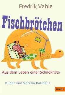 Fredrik Vahle: Fischbrötchen, Buch
