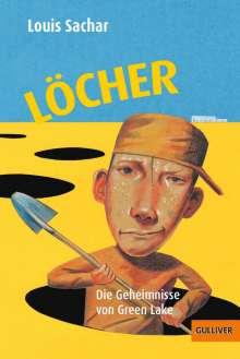 Louis Sachar: Löcher, Buch
