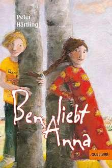 Peter Härtling: Ben liebt Anna, Buch