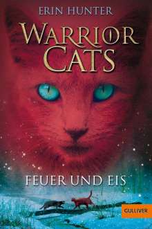 Erin Hunter: Warrior Cats Staffel 1/02. Feuer und Eis, Buch