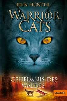 Erin Hunter: Warrior Cats Staffel 1/03. Geheimnis des Waldes, Buch