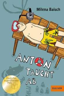 Milena Baisch: Anton taucht ab, Buch