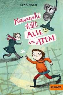 Lena Hach: Kawasaki hält alle in Atem, Buch