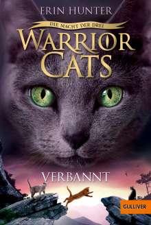 Erin Hunter: Warrior Cats Staffel 3/03. Die Macht der Drei. Verbannt, Buch