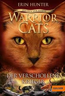 Erin Hunter: Warrior Cats Staffel 4/05 - Zeichen der Sterne. Der verschollene Krieger, Buch