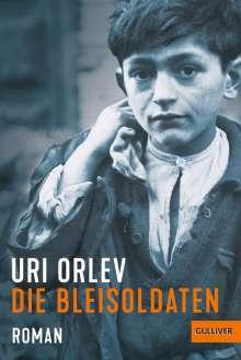Uri Orlev: Die Bleisoldaten, Buch