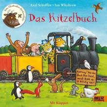 Axel Scheffler: Das Kitzelbuch, Buch