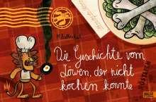Martin Baltscheit: Die Geschichte vom Löwen, der nicht kochen konnte, Buch