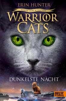 Erin Hunter: Warrior Cats Staffel 6/04. Vision von Schatten. Dunkelste Nacht, Buch