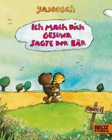 Janosch: Ich mach dich gesund, sagte der Bär, Buch