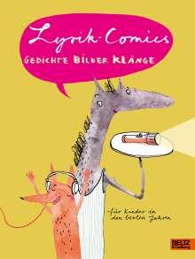 Lyrik-Comics, Buch