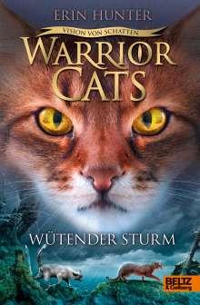 Erin Hunter: Warrior Cats - Vision von Schatten. Wütender Sturm, Buch