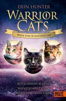 Erin Hunter: Warrior Cats - Wege zum SchattenClan, Buch