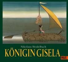 Nikolaus Heidelbach: Königin Gisela, Buch