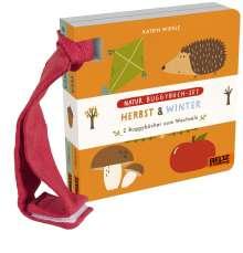 Katrin Wiehle: Natur Buggybuch-Set: Herbst und Winter, Buch