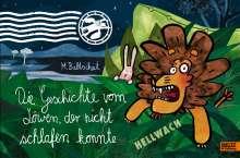 Martin Baltscheit: Die Geschichte vom Löwen, der nicht schlafen konnte, Buch