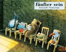 Ernst Jandl: fünfter sein, Buch