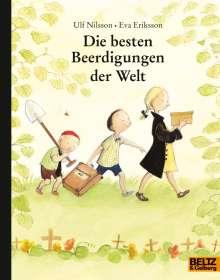 Ulf Nilsson: Die besten Beerdigungen der Welt, Buch