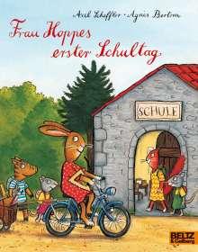 Axel Scheffler: Frau Hoppes erster Schultag, Buch