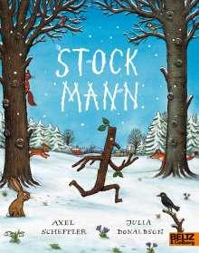 Axel Scheffler: Stockmann, Buch
